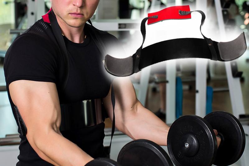 Армбластер – что это такое, преимущества тренажера для тренировки бицепса
