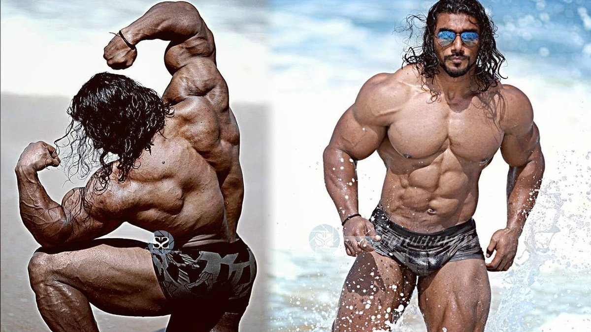 Монстры массы рекомендуют, или как накачать большие мышцы?