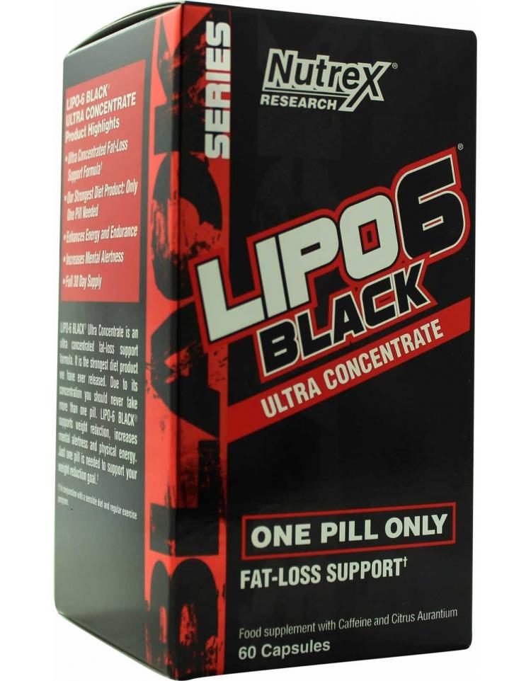 Lipo 6 - серия жиросжигателей от nutrex: состав и применение