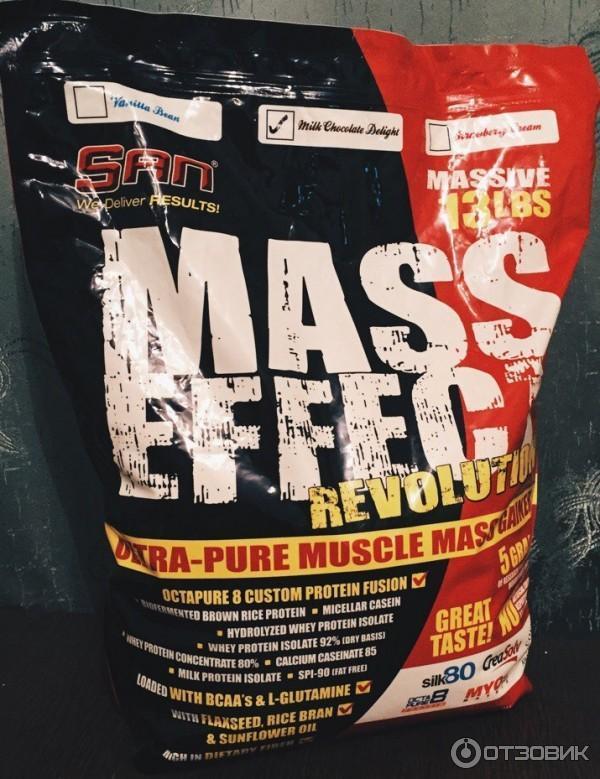 Состав и свойства гейнера mass effect revolution