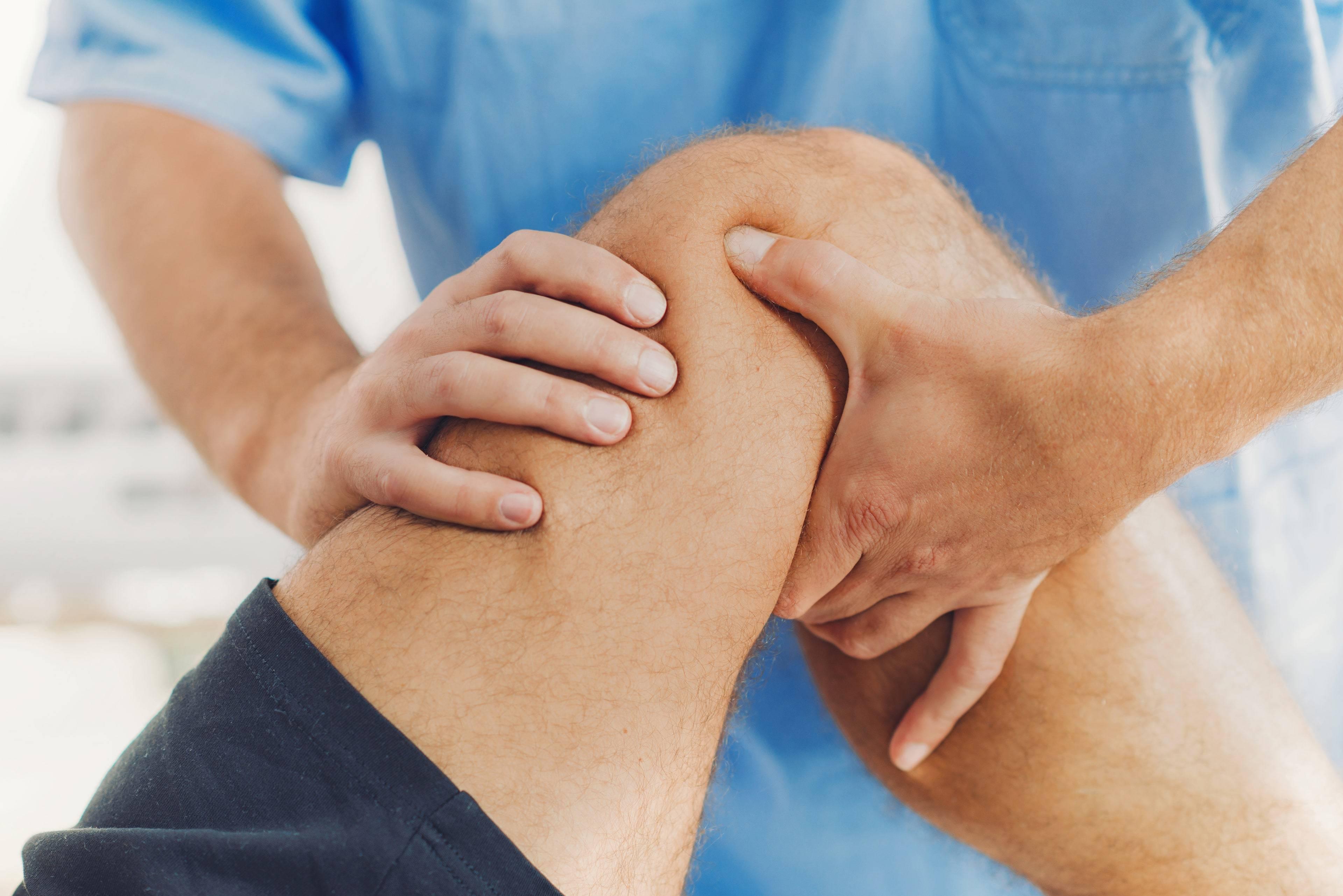 Проблемы с суставами, или береги суставы смолоду