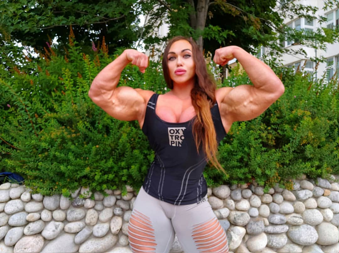 Наталья кузнецова: бодибилдинг, до и после, фото