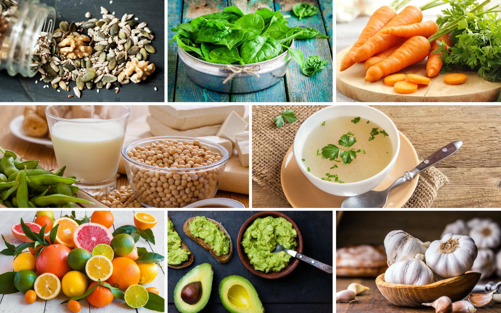 В каких продуктах содержится коллаген для кожи | мое здоровье в каких продуктах содержится коллаген для кожи | мое здоровье