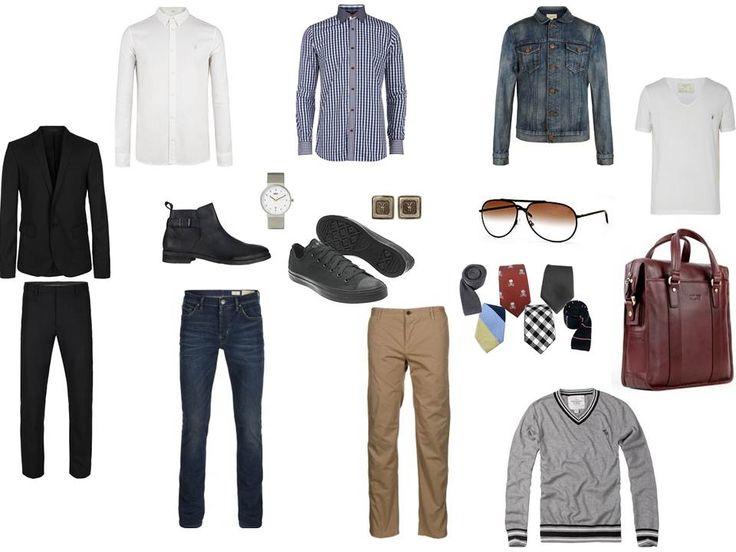 Деловой стиль одежды для мужчин: как одеться в офис и на встречу