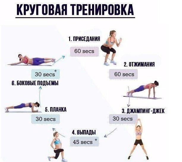 Какие тренировки лучше для похудения и сжигания жира: силовые или кардио