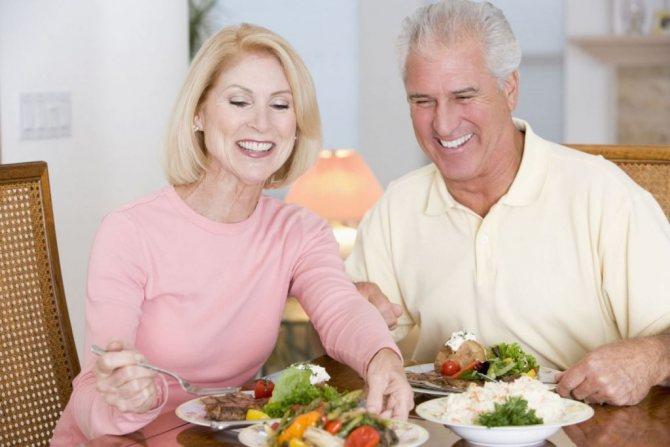 Как быстро и легко похудеть после 50 лет в домашних условиях без диет