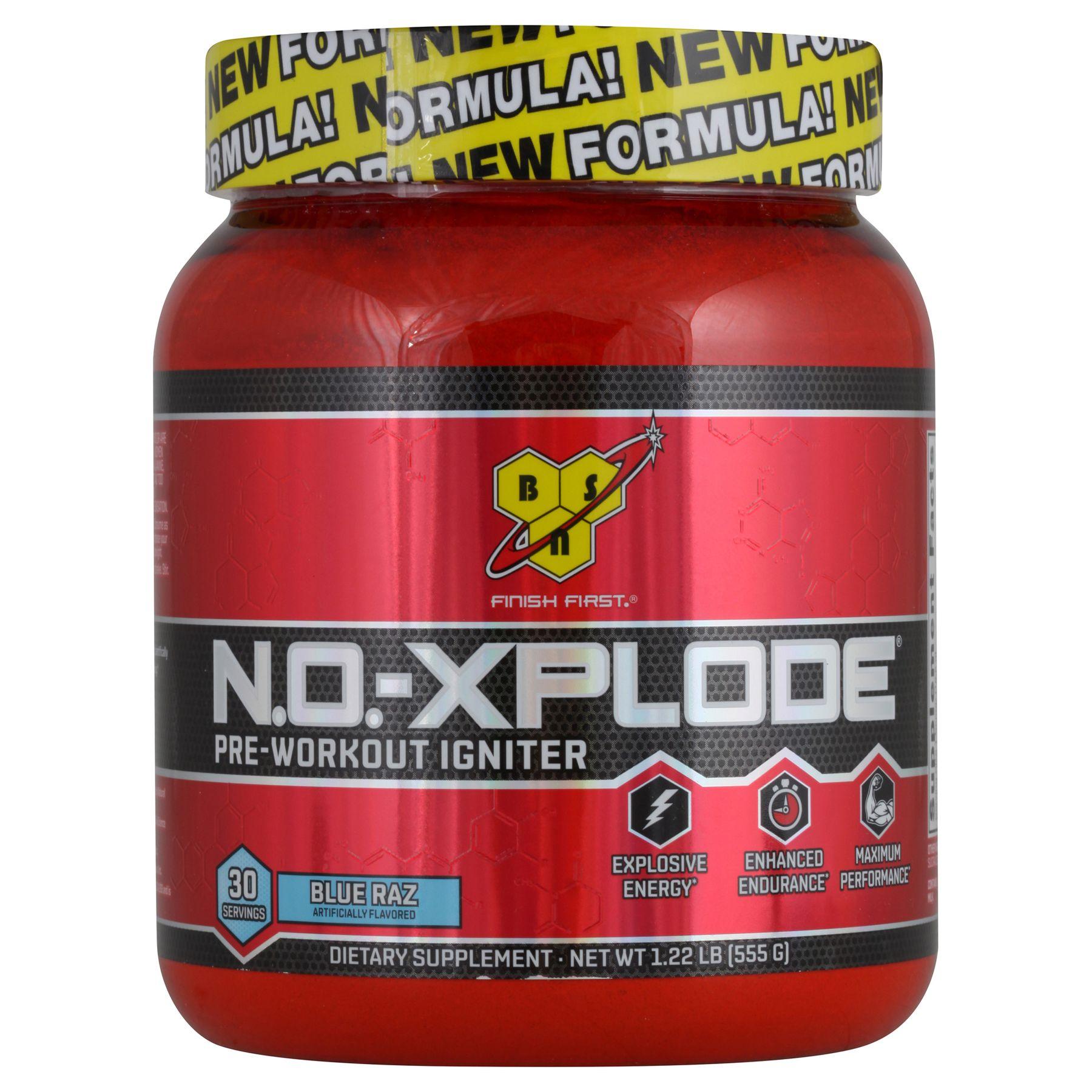 N.o.-xplode new formula от bsn