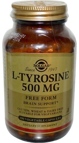 Л-тирозин: свойства, показания и правила приема