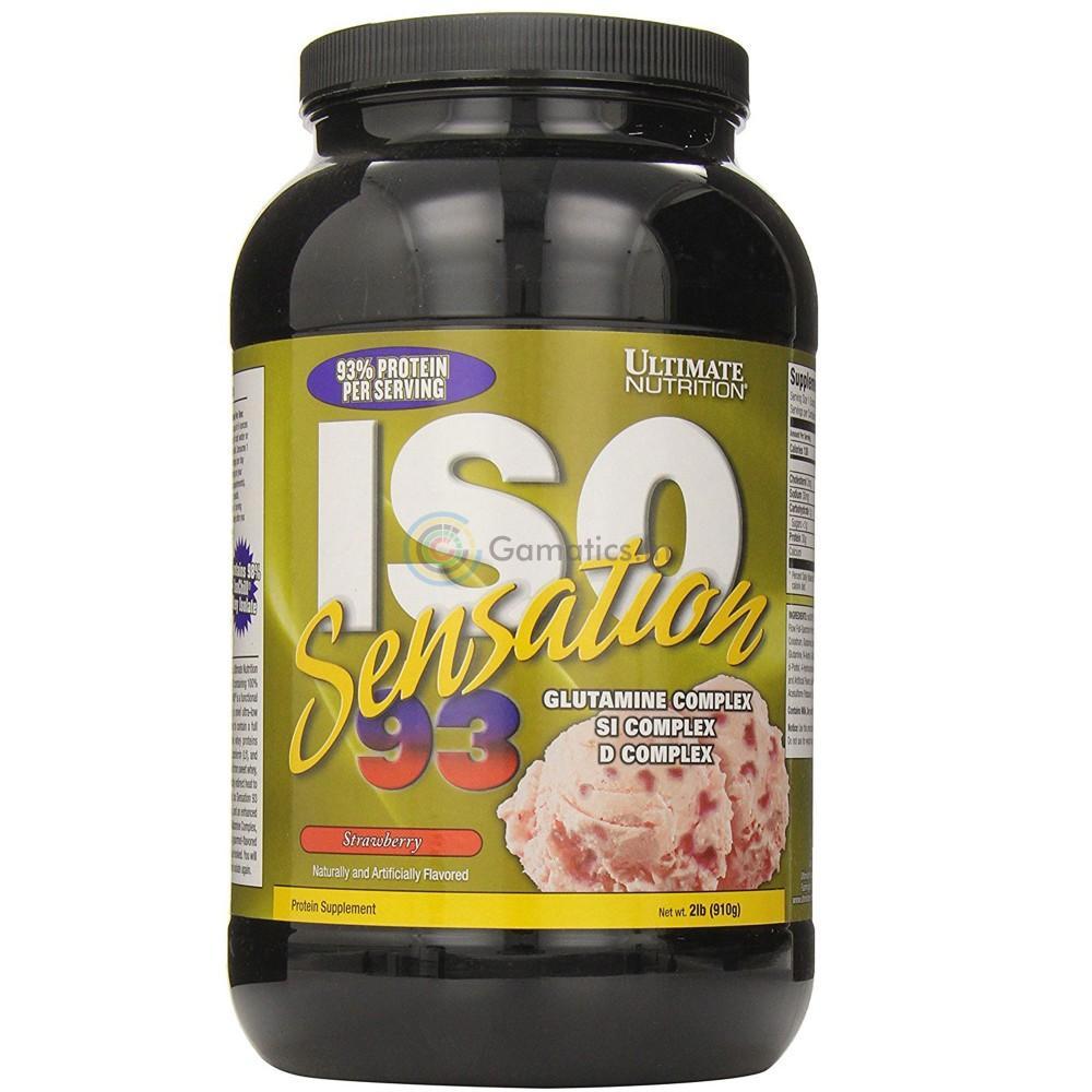 Протеин ultimate nutrition iso sensation 93 2270 г.  москва купить