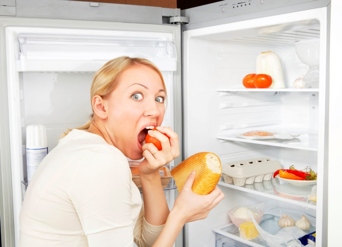 Как перестать жрать и начать худеть: советы по борьбе с обжорством - tony.ru