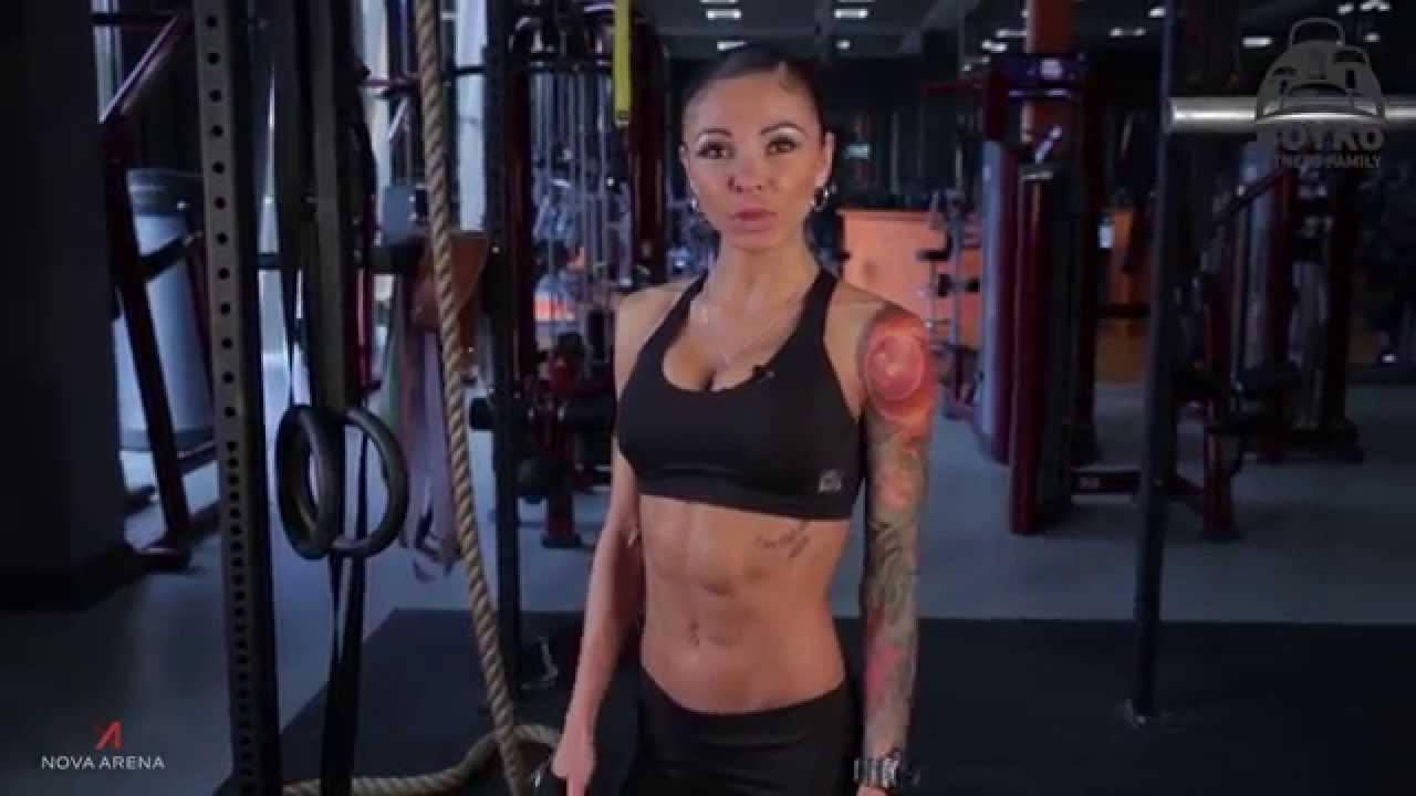 Фитнес-модель с лишним весом сломала стереотипы о спортивном теле