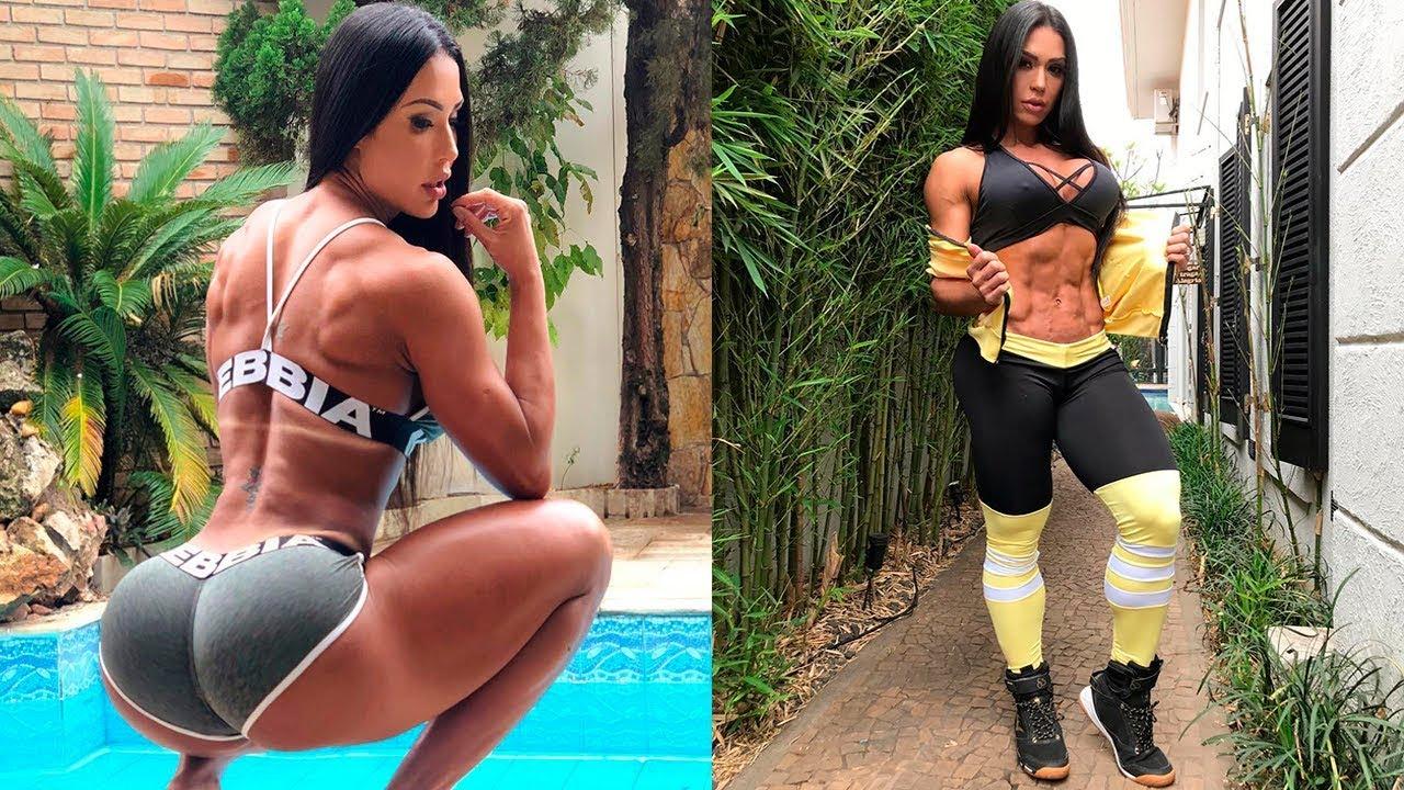 Грациана барбоза: рост, вес, фото, тренировки. - спортзал