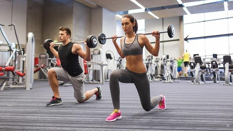 Самые энергозатратные упражнения в тренажерном зале