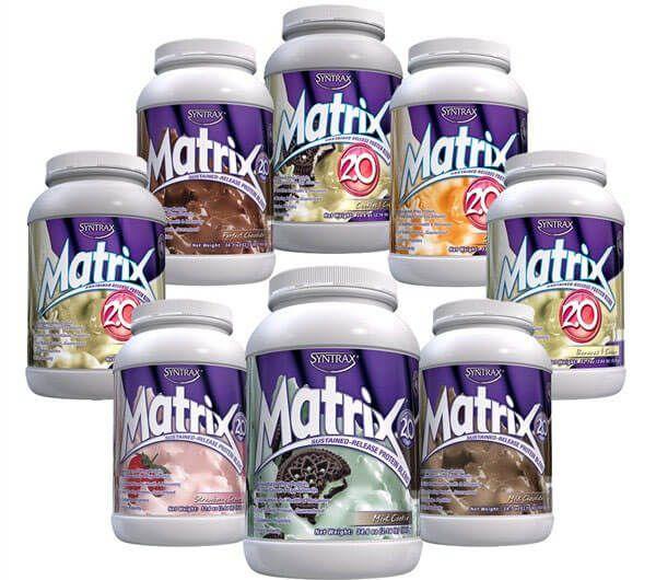Протеин matrix 2.0 - преимущества, состав и схема приема
