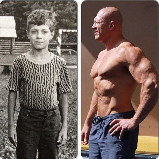 Как выглядел Денис Цыпленков в 16 лет – фото с молодости и детства