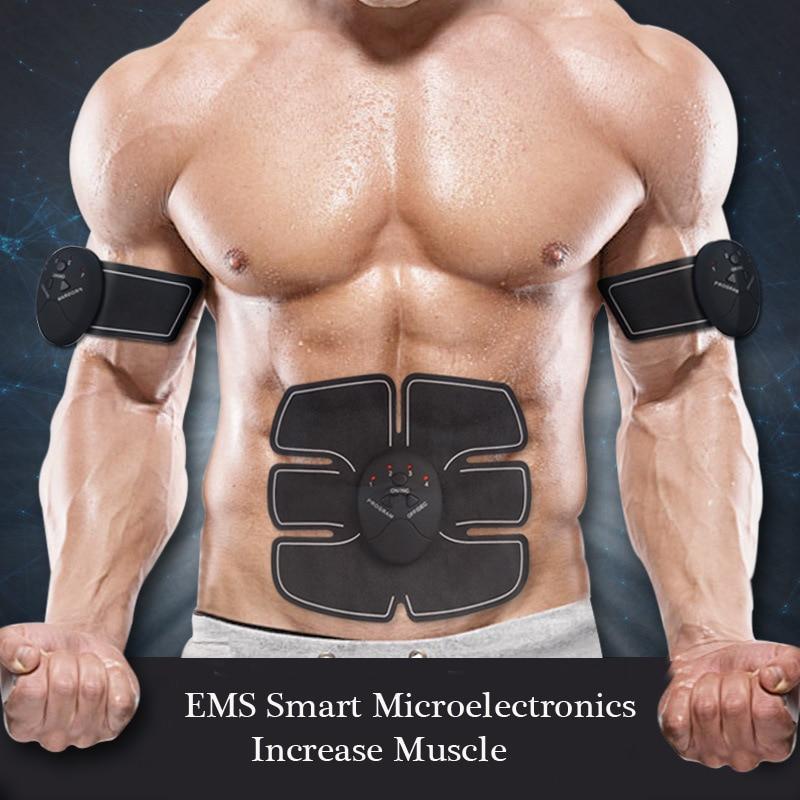 Миостимулятор ems trainer— компактный портативный тренажер для всего тела
