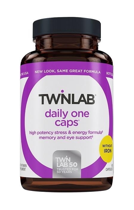 Витамины twinlab daily one caps: состав препарата и инструкция по применению