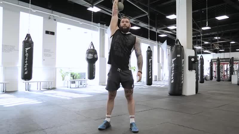 Становая тяга гири: варианты и техника выполнения упражнения