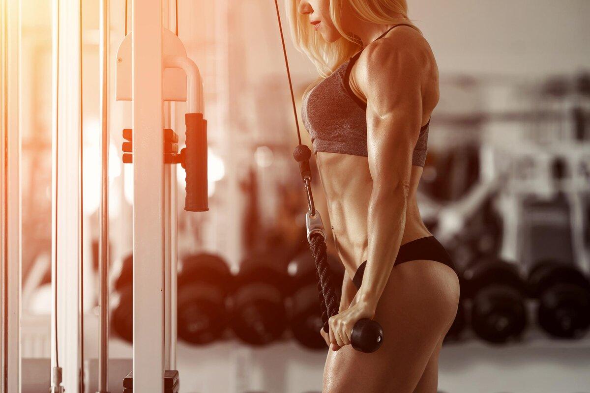 7 мифов о силовых тренировках для женщин   курсы и тренинги от лары серебрянской