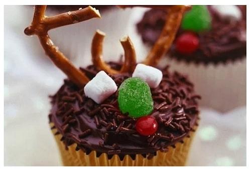 Рецепты диетических десертов к новому году