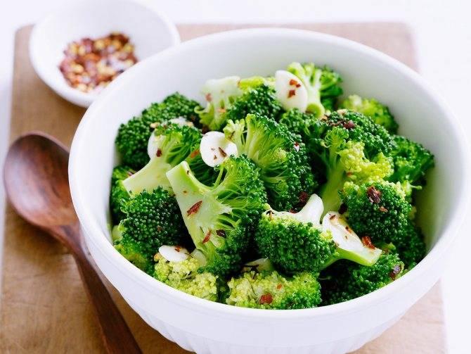 Диета на брокколи для эффективного похудения, рецепты, отзывы и результаты | диеты и рецепты