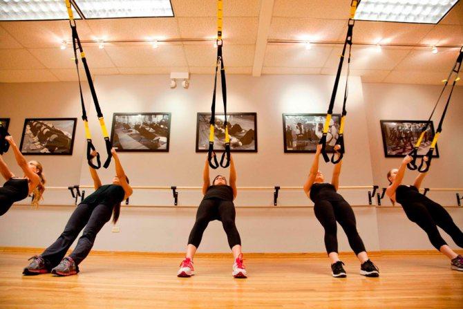 Петли trx — лучшие упражнения и программы тренировок