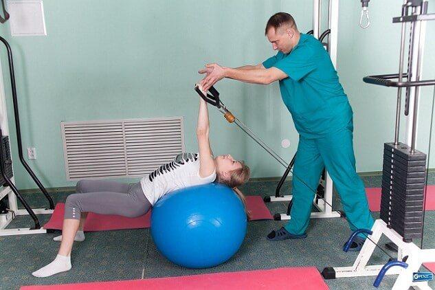 Упражнения для похудения живота бубновского