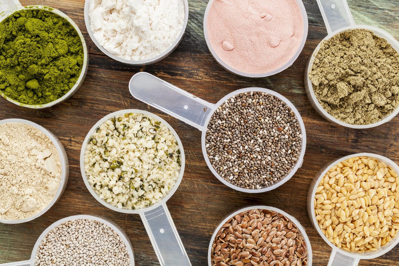 Растительный протеин – альтернатива животным белкам для веганов