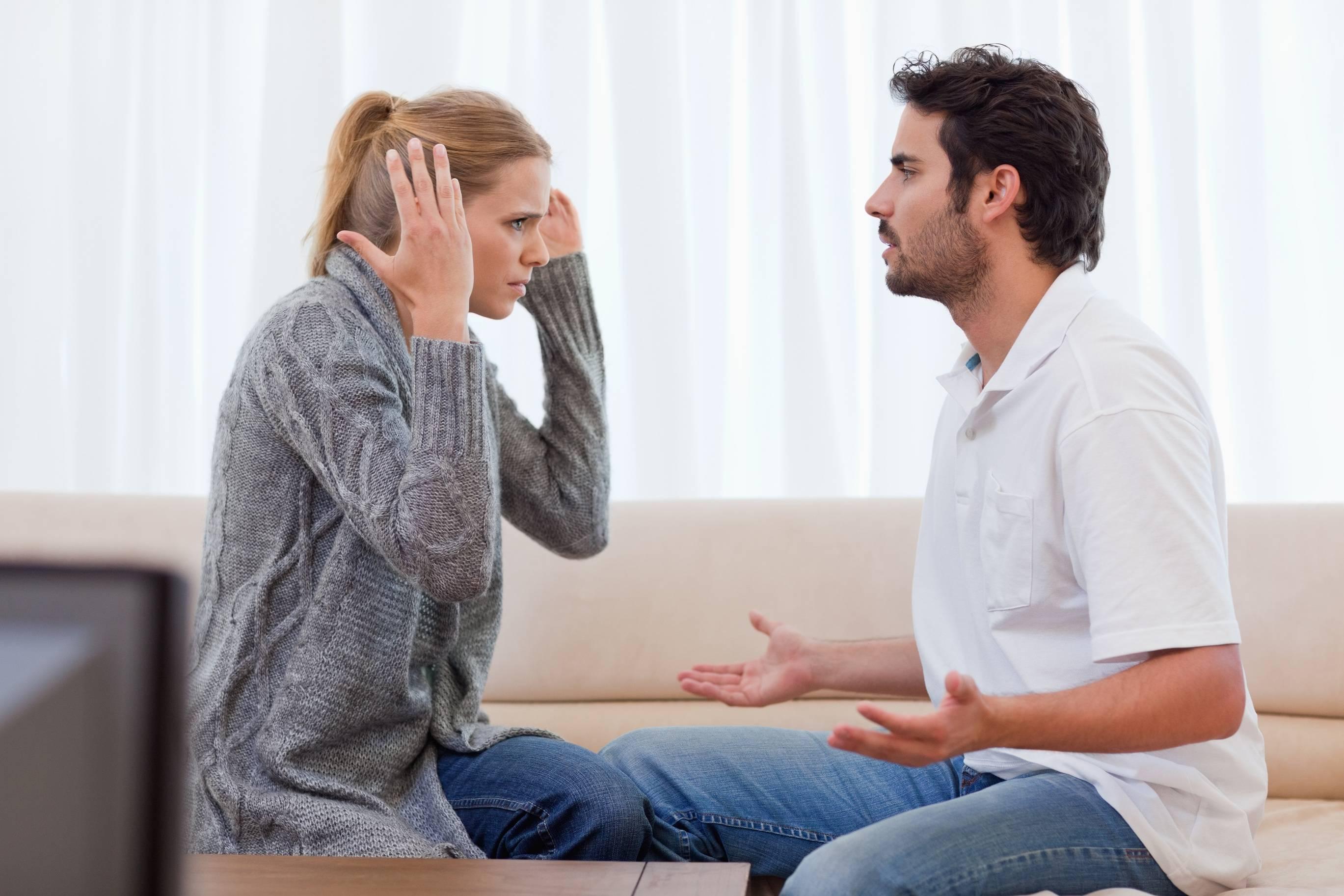 Как поговорить с девушкой об отношениях?