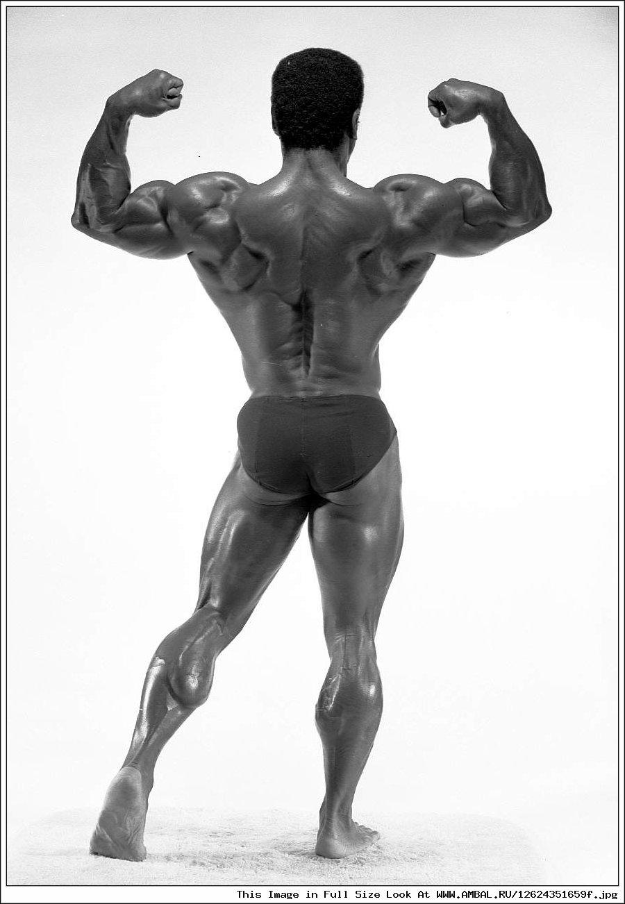 Крис дикерсон (бодибилдер) - chris dickerson (bodybuilder) - qaz.wiki