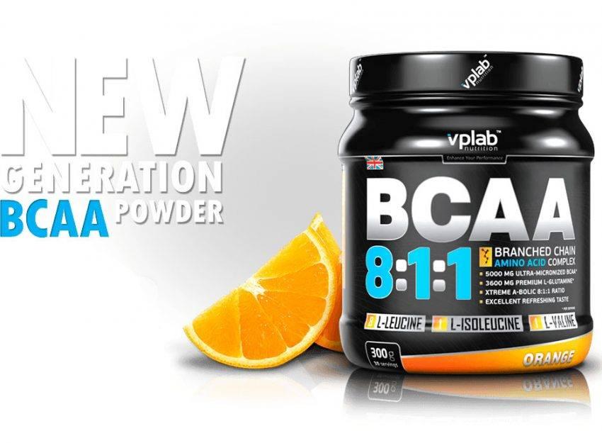 Bcaa от pureprotein как принимать состав и отзывы