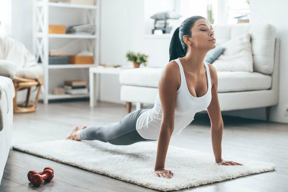 Праздник от нас уходит: тренировки после перерыва — программа для восстановления