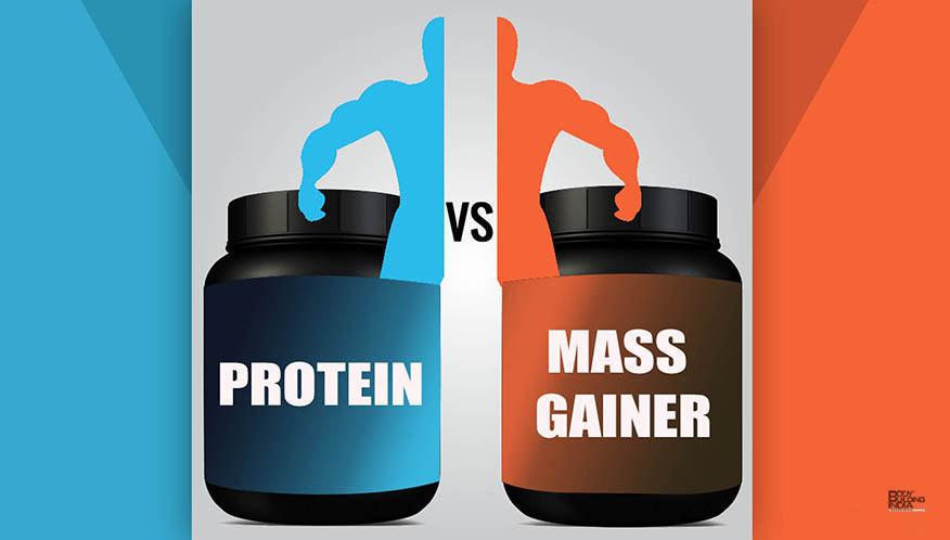 Чем отличается протеин от гейнера и что лучше для роста мышц?