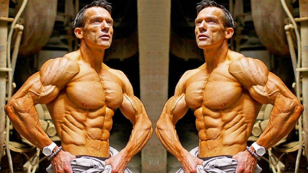 Helmut strebl the most shredded man alive! workout and diet revealed