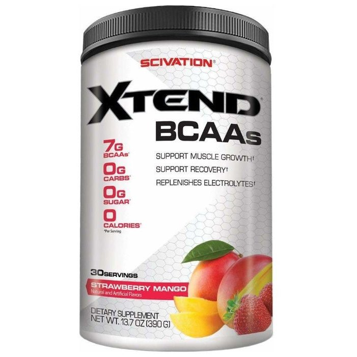 Bcaa xtend от scivation – обзор добавки