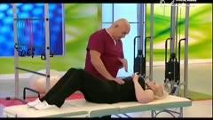 Доктор бубновский: упражнения для похудения живота и боков в домашних условиях