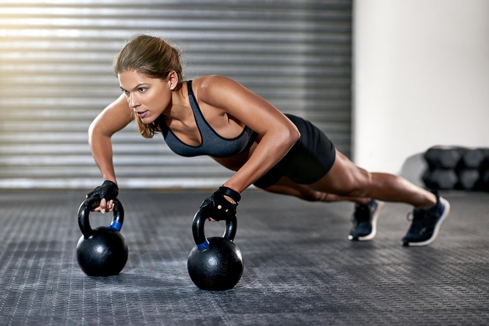 Нюансы женского тренинга
