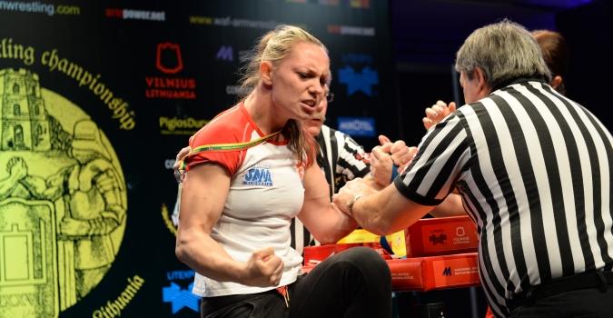 Спортсменка из бурятии стала чемпионкой европы по армрестлингу