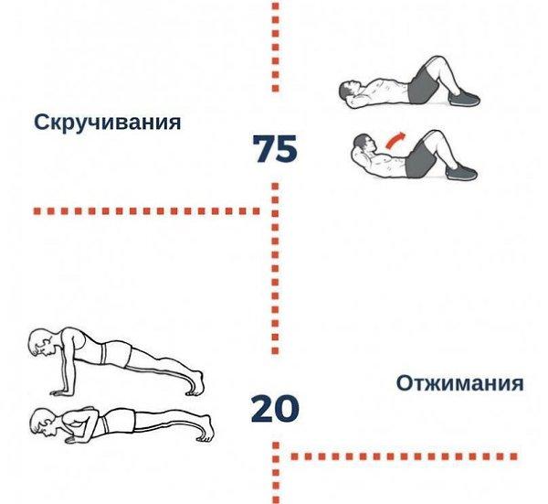Сколько калорий ты на самом деле сжигаешь во время тренировки (мы все посчитали)