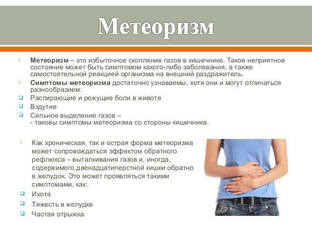 Скопление газов в желудке и кишечнике - причины, симптомы и лечение вздутия живота у взрослых - больвжелудке
