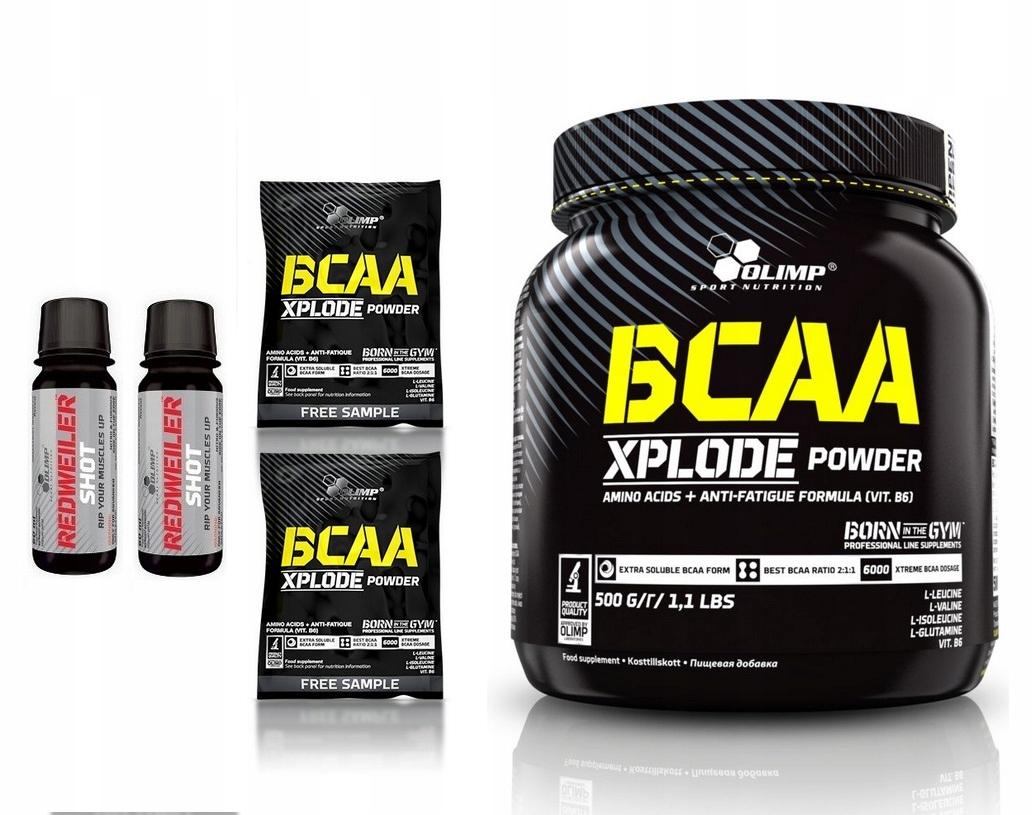 BCAA Xplode от Olimp