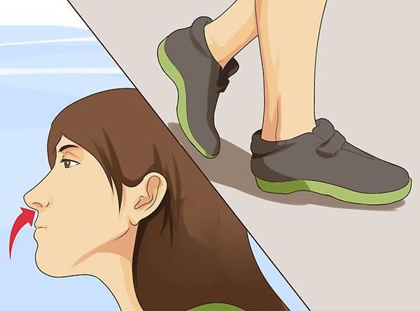 Как правильно дышать при беге - простые техники для начинающих