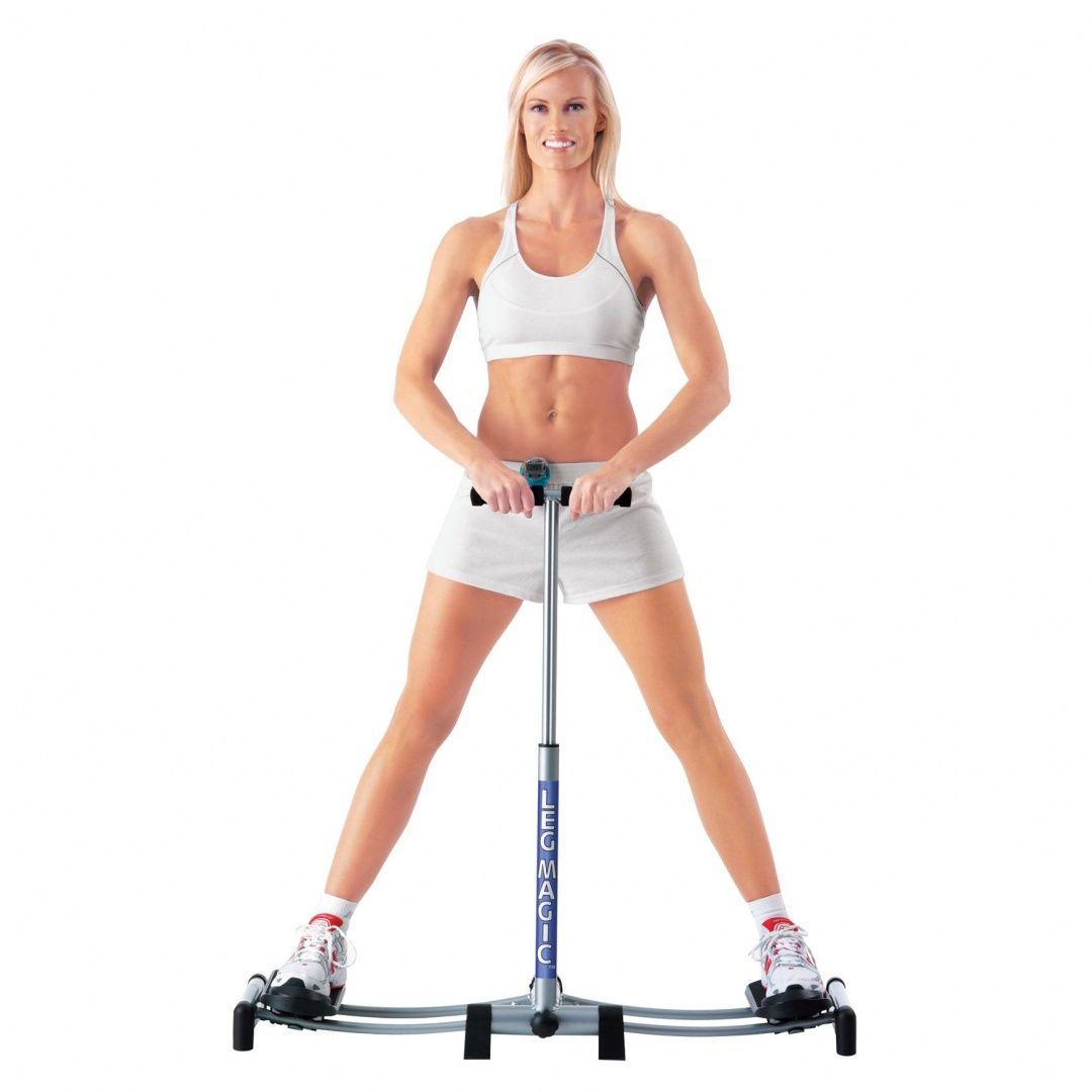Домашние и профессиональные тренажеры для похудения ног