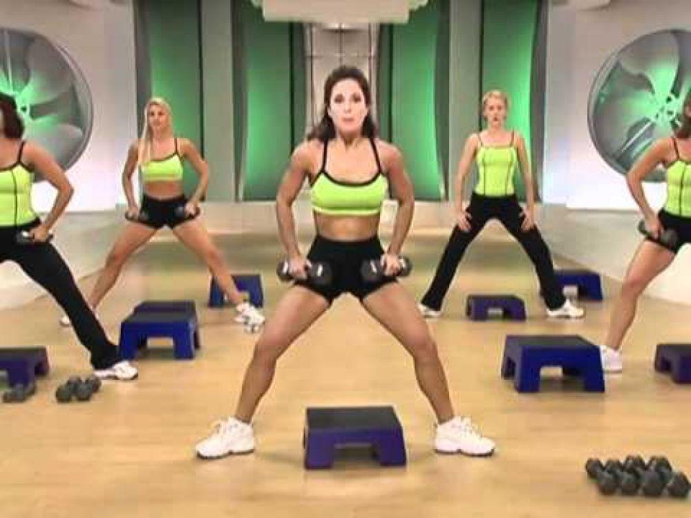 Тренировки body sculpt
