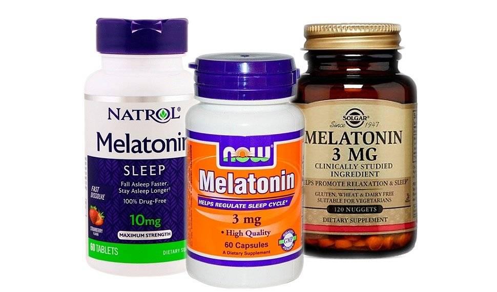 Польза и вред мелатонина на основе отзывов