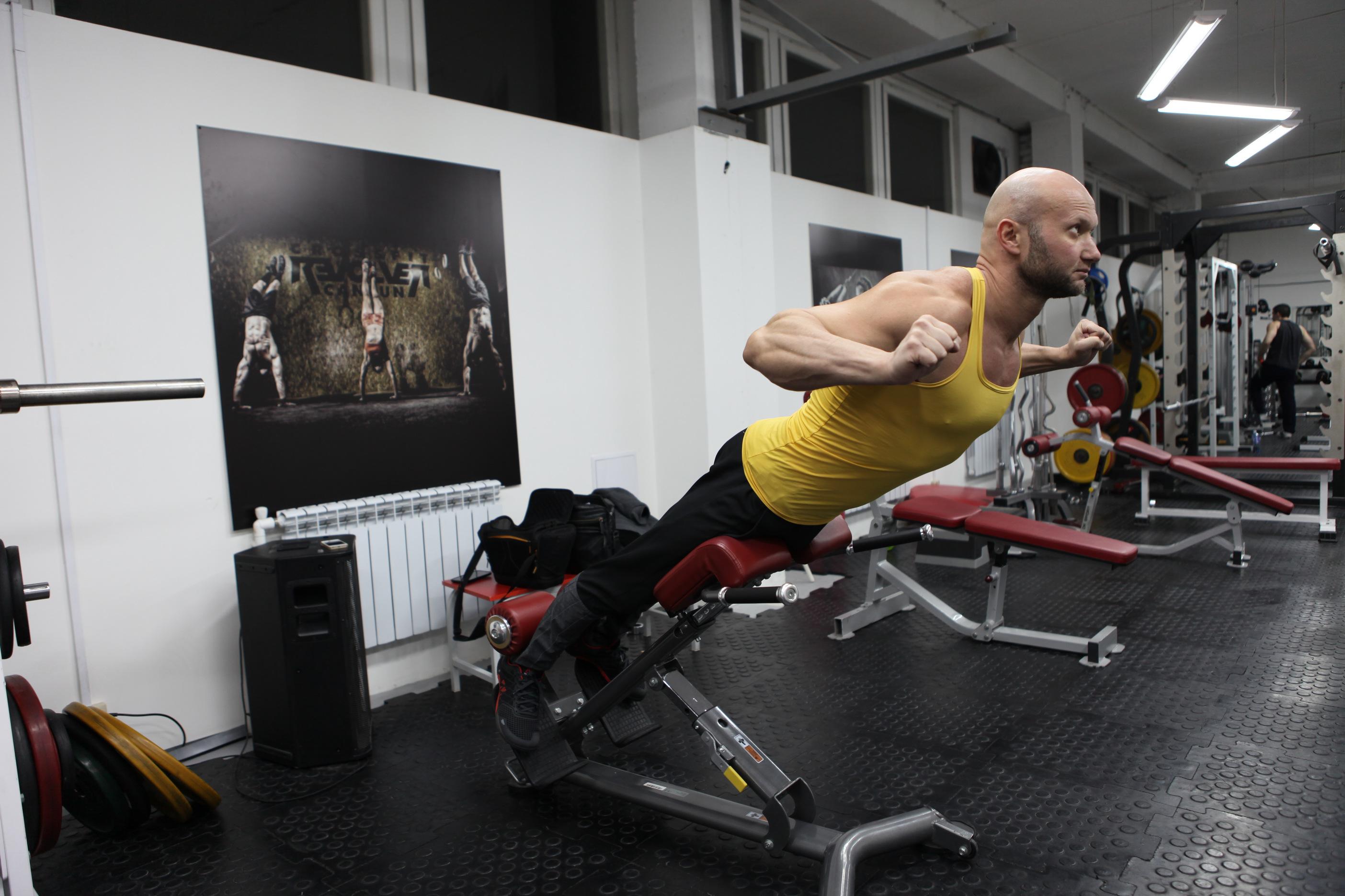 Эффективные упражнения на ноги в тренажёрном зале