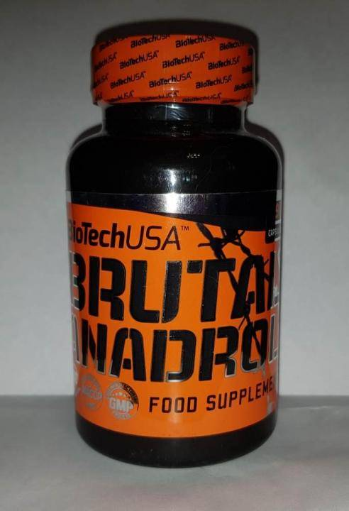 Brutal anadrol  90 капс (biotech usa)