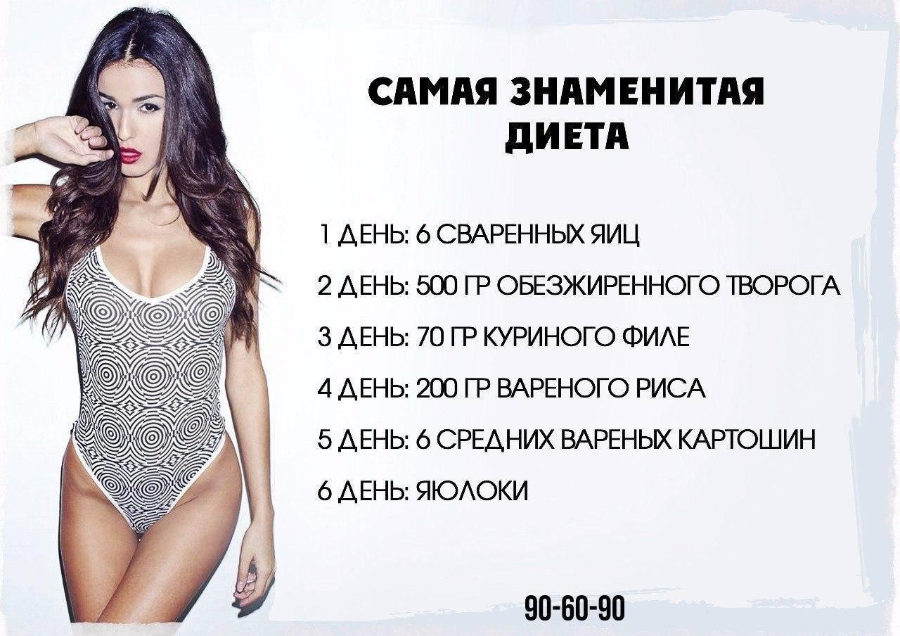 Диета для похудения на 10 кг: 13 диет, чтобы похудеть