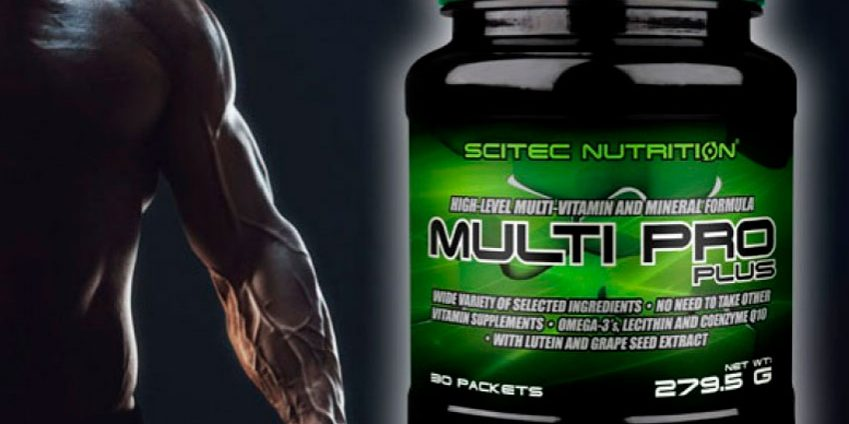 Multi pro plus от scitec nutrition: как принимать, состав