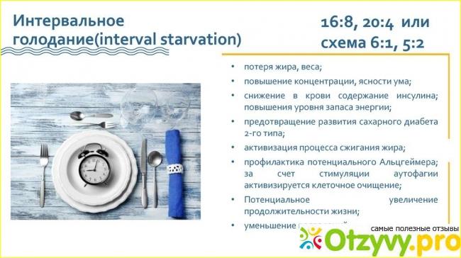 Периодическое голодание, долгая здоровая жизнь и клеточная аутофагия